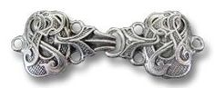 Drage Pewter Clasp