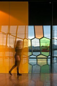 Harpa - Reykjavik Concert Hall and Conference Centre :: Henning Larsen Architects Henning Larsen, Concert Hall, Modernism, Conference, Architects, Centre, Italy, Harp, Modern Architecture