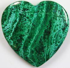 Chrysocoll Herz