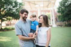 The Pike Family || Family Session || Durham, NC || J Parker Photography