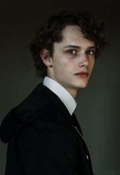 This is how I imagined Tom Riddle... he kind of gives off the vibe from the…