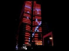 LAb[au] - Touch (Dexia Tower, Brussels, 2006-07)