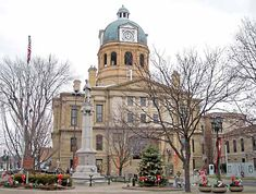 Tuscarawas County Court House - New Philadelphia, OH