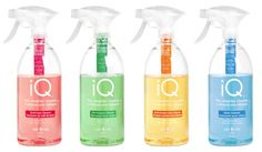Household Cleaners Go Green