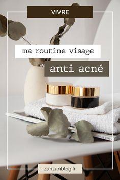 Ma routine de soins naturels et faits maison pour lutter efficacement contre l'acné + des conseils et mon lien chaotique avec ma peau !