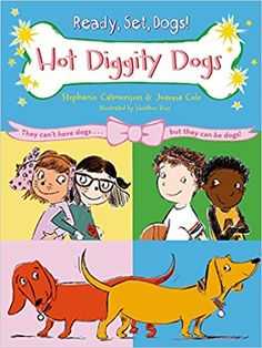 Hot Diggity Dogs - Book 2