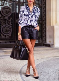 luxe outfit