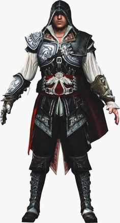 Assassin's Creed II Ezio 7 inch Action Figure
