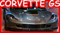 GENEBRA Chevrolet Corvette Grand Sport 2017 6.2 LT1 V8 460 cv #Corvette