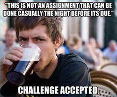 always do this