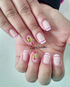 Acryl Nails, Nail Arts, Nails Inspiration, Pedicure, Hair And Nails, Hair Makeup, Beauty, Design, Beautiful