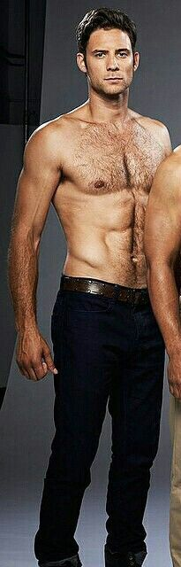 Steve Lund Scruffy Men, Hairy Men, Shirtless Actors, Famous Men, Famous People, Hot Hunks, Hot Actors, Hairy Chest, Lund