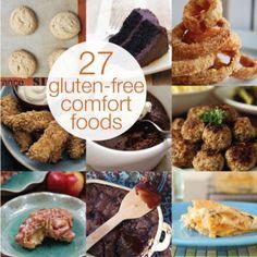 27 Favorite Gluten-Free Comfort Foods