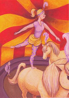 10,  Dorcas and horses