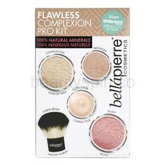 BelláPierre Flawless Complexion Pro Kit Cosmetic Set II. | beautyspin.co.uk