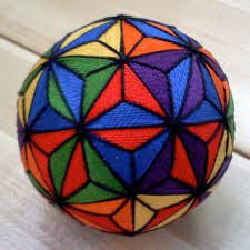 Learn How To Make These Gorgeous Temari Balls