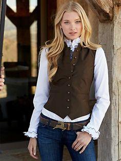 berta vest - coats, jackets & vests - sale - Gorsuch