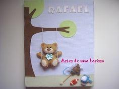 Artes de uma Larissa: Rafael