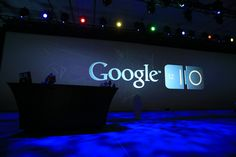 Que bien que se habra pasado en el I/O 12!! Google se juega por las cibernautas