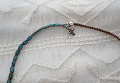 Turquoise Layering Necklace by ShopElectricBuffalo on Etsy