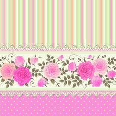 rosas coloridas poá www.elo7.com.br/belomimo