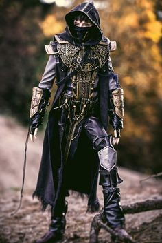 Commission outfit. Cosplay of  Breton Knight (TES Online) Made by Amadiz Studio.