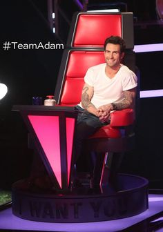 REPIN if you will be rooting for Adam Levine Monday! #TeamAdam