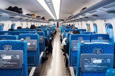 Voyager en train au Japon (impressions   informations)