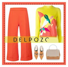"""delpozo"" by bodangela ❤ liked on Polyvore featuring Delpozo and Kane"