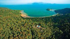 Malaysia rainforest resorts datai langkawi