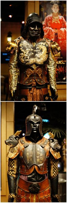 Chinese Armour from the Tang Dynasty