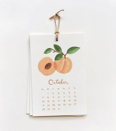 calendar from rifle paper company Diy Calender, 2012 Calendar, Kalender Design, Desk Calendars, Rifle Paper Co, Planner, Stationery Design, Aesthetic Art, Journal Inspiration