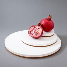 three-way serving set for tapas, desserts, as a cheese plate,...    Why waste wood? M | Atelier makes the most beautiful interior objects with wood residues.