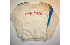 Punk Sweater Painted by Jean-Michel Basquiat Hits eBay for $38,000