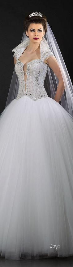 Appolo Fashion - Spring-Summer 2015 Bridal Couture  012715