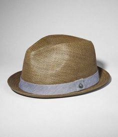 i need a good summer fedora Straw Fedora 4884220963ee