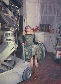 Audrey Hepburn duran