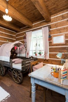 Fotogalerie: Dům je navržený a postavený jako klasická chalupa. Nova, Home Interior, Living Room, Outdoor Decor, Kitchen, Table, Furniture, Bedrooms, Home Decor