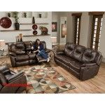 Recline Designs - Camry 2 Picese Queen Sleeper Sofa & Dual Reclining Console Sofa - 838-36-28  SPECIAL PRICE: $1,728.79
