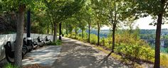 Louise McKinney Park Valley Park, Special Events, Trail, Country Roads, River, City, Beautiful Gardens, Parks, Nature