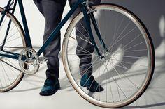 PR Fashion Room: The Man and His Bikes - Kaspar Peek