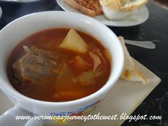 Borscht Soup Hong Kong Style (羅宋湯)