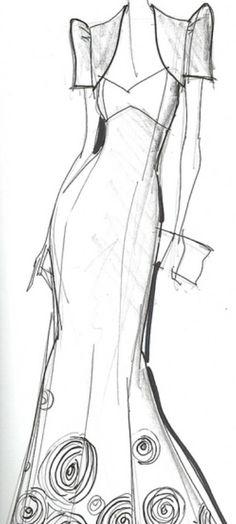 Filipiniana inspired butterfly sleeves wedding dress sketch... Modern Filipiniana Dress, Filipiniana Wedding, Fashion Sketchbook, Fashion Sketches, Fashion Illustrations, Wedding Dress Sleeves, Wedding Dresses, Wedding Dress Sketches, Maui Weddings