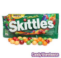 I LOVE THESE!! These are the Best flavored skittles that Skittles has ever come out with. Try'Em! ;)
