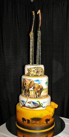 Safari Engagement Extravaganza by Susie Araya by snarkygurl, via Flickr
