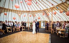 Pippa & Andrew. 50ft yurt. Kirsty Mattsson Photography.