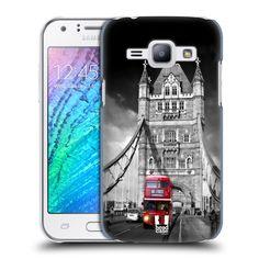Pouzdro na mobil Samsung Galaxy J1 HEAD CASE MOST V LONDÝNĚ