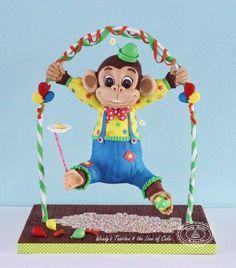 chip the cheeky chimp by Wendy Schlagwein