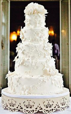 I want a cake like this on my wedding.......