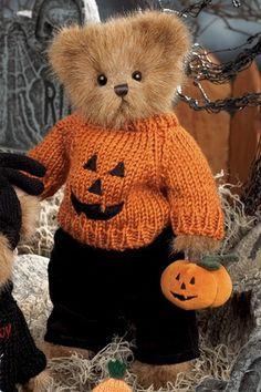 """Mack & Jack        """"I'm pumpkin scented!"""""""